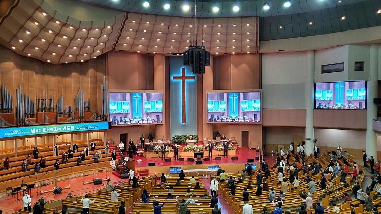 [종합] 세·교·회 기도회, 한국교회 기도 불씨 지폈다
