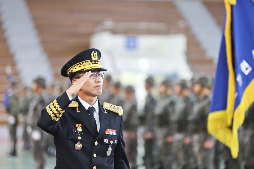 구재서 前 육군훈련소장